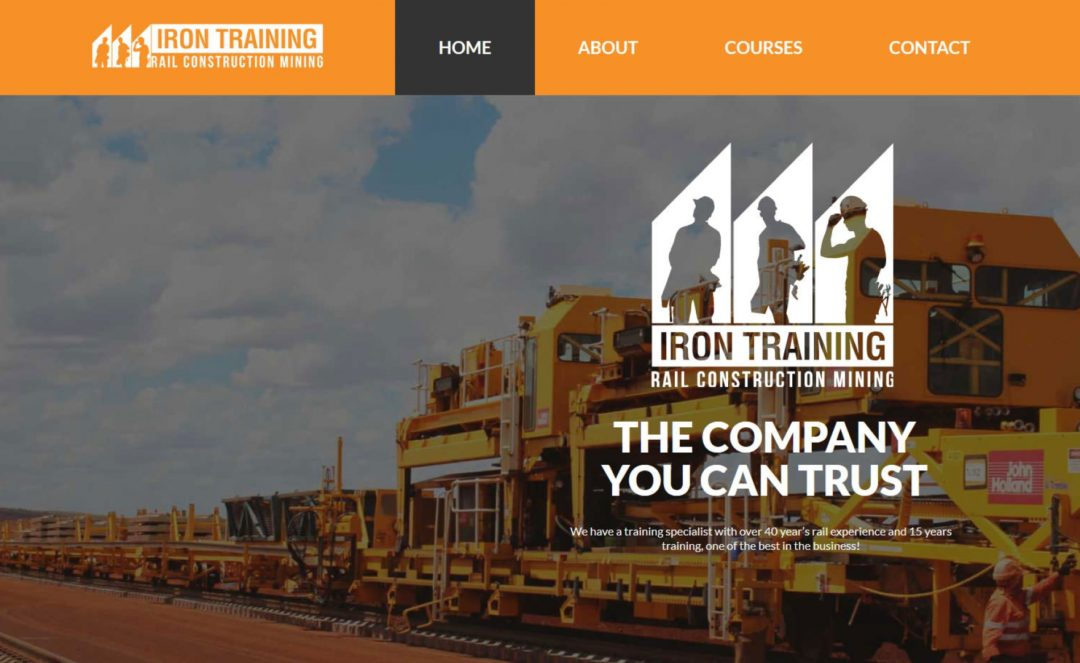 Iron Training