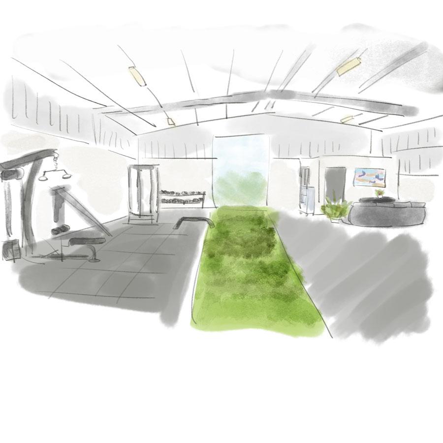 Gym-Front-White